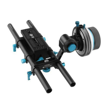 FOTGA DP500IIIS DSLR A/B stops follow focus + 15mm rail Rod Support BasePlate rig