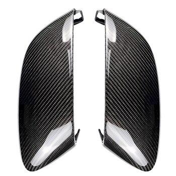 Side Wing Carbon Fiber Vervanging Achteruitkijkspiegel Cover Shell Case Voor Bmw 5 Serie G30 G31 2017 2018