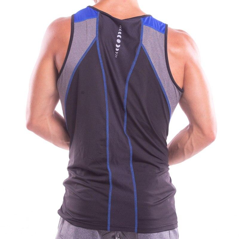 Taddlee Brand Men Bodybuilding Tank Top Stringer Fitness Singlet Vest Sport Running Tee Shirts Basketball Sleeveless GASP Muscle in Running Vests from Sports Entertainment