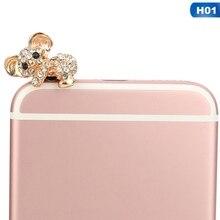 Наушники милые Коала Дизайн пылезащитные заглушки для всех 3,5 мм наушники Пылезащитная заглушка для сотового телефона