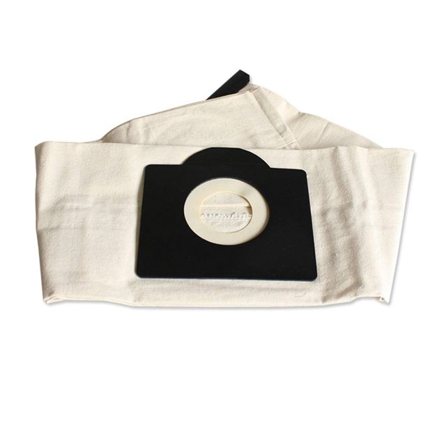 Hot! New Universal Vacuum Cleaner Bags Washable Dust Bag for Rowenta ZR814 Karcher HR6675