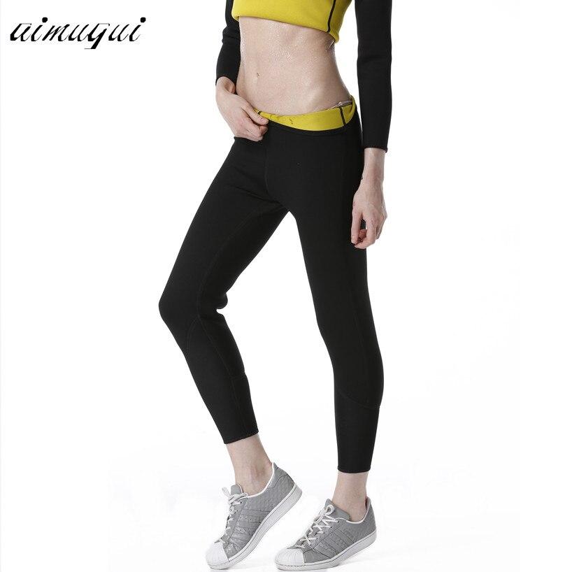 Hot Shapers Neoprene Body Shaper Women/'s Slimming Pants Tummy Control Leggings
