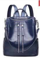 2 шт. K278 мульти функциональный Может использоваться в качестве одной сумки на плечо/натуральная кожа рюкзак сумки