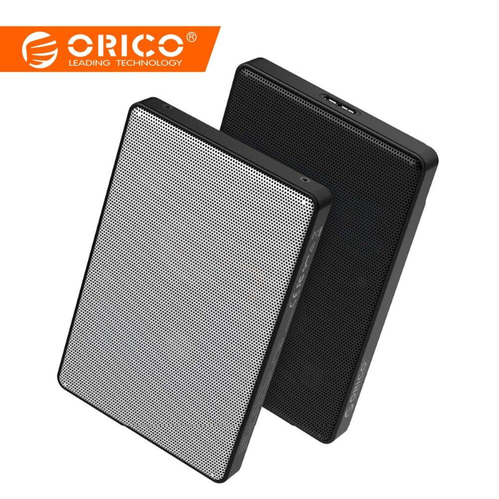 ORICO 2,5 pulgadas HDD caso SATA a USB 3,0 HDD SSD caso para Samsung Seagate SSD 2 TB 4 TB disco Duro caja externa HDD