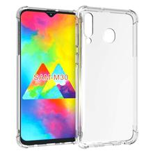 Crystal Clear Shock Absorption Dirt Resistant Fit Case For Samsung Galaxy M30 A40S Soft TPU Rubber Gel Bumper Back Cove