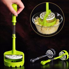 Multifunction Easy Use Potato Masher Mashed Salad Cream Potato Mould Press Kitchen Accessories