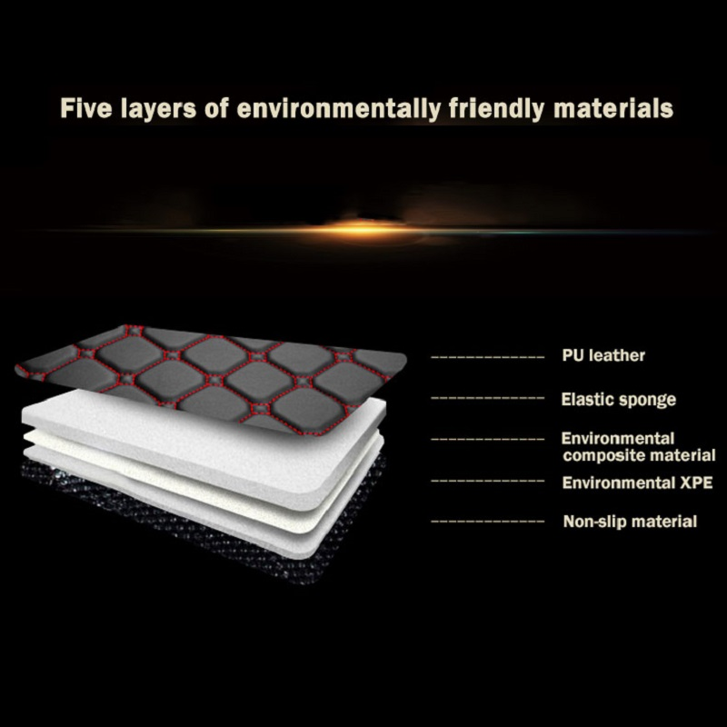 Fit For Audi A3 A4 B6 A6 C5 A4 B8 2008 2009 2010-2017 Car Trunk Rug Waterproof Boot Liner Rear Cargo Back Seat Protector Mats Automobiles & Motorcycles