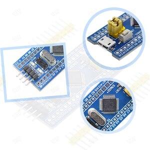 Image 4 - STM32F103C8T6 ARM STM32 تطوير نظام الحد الأدنى لوحة تركيبية لاردوينو لتقوم بها بنفسك عدة + ST Link V2 Mini STM8 محاكي تحميل