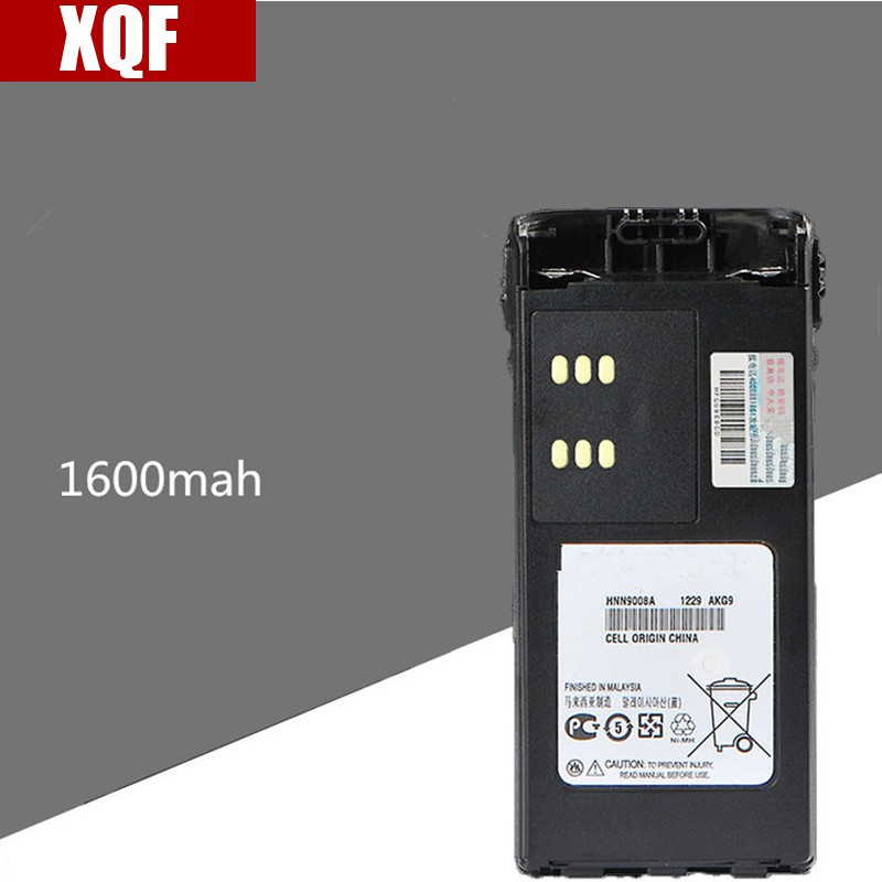 XQF Ni-MH 1200mAh Battery For Motorola Radio HT750 HT1250 GP328 GP340 GP380