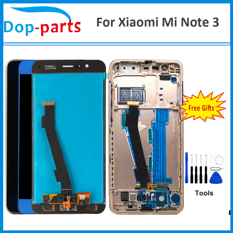 100% Tested For Xiaomi Mi Note 3 LCD Display Screen Touch Panel For Xiaomi Mi Note 3 LCD Display Digitizer Assembly Free Shiping100% Tested For Xiaomi Mi Note 3 LCD Display Screen Touch Panel For Xiaomi Mi Note 3 LCD Display Digitizer Assembly Free Shiping