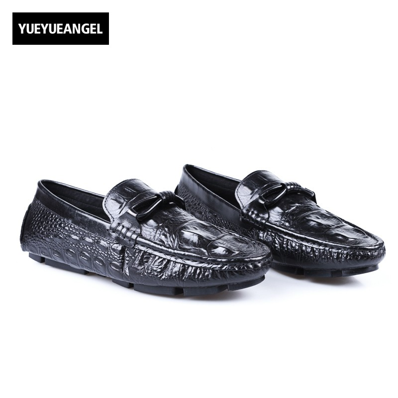 Retro Comfortable Mens Genuine Leather Slip On Casual Shoes Male Footwear Plus Size Top Quality Brand Chaussures Hommes En Cuir free shipping brand a2 style leather clothing plus size man s 100% genuine leather jackets classics mens engraved jacket quality