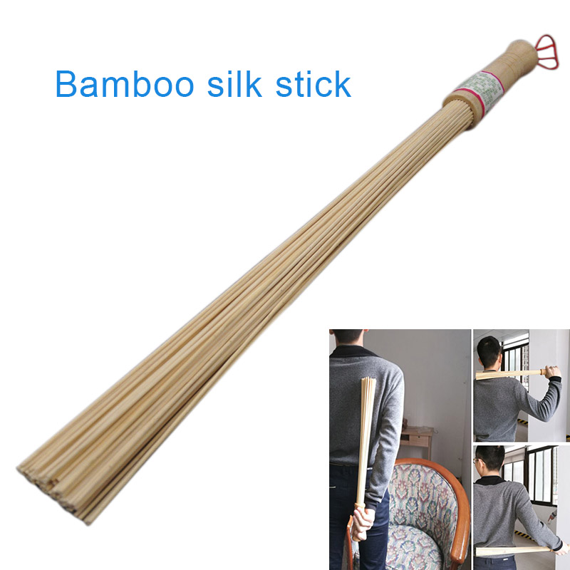 2019 Bambu Natural Do Corpo Ferramentas de Massagem Martelo Vara de Cuidados de Saúde de Fitness Pat DC88