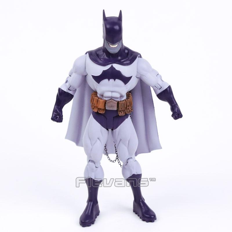 DC Comics Super Hero Evil Superman PVC Figure Collectible Model Toy