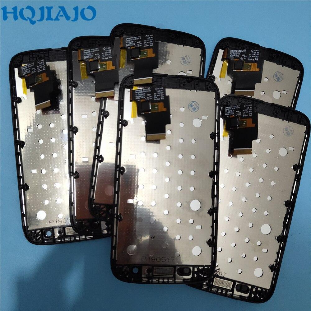 10Pieces lot For Motorola Moto G XT1032 XT1033 XT1028 XT1039 XT1045 LCD Display Touch Screen Digitizer