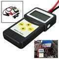 Микро 200 12В автомобильный тестер батареи CCA100-2000 автомобильный диагностический инструмент Автомобильный анализатор системы батареи USB для п...