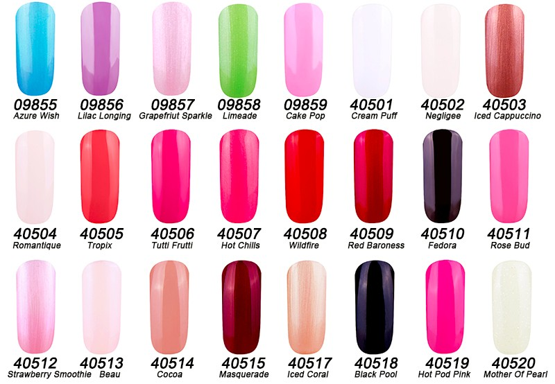SHELLAC 79COLORS -2