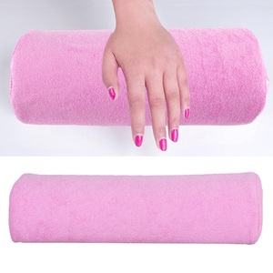 Soft Nail Art Hand Rest Pillow