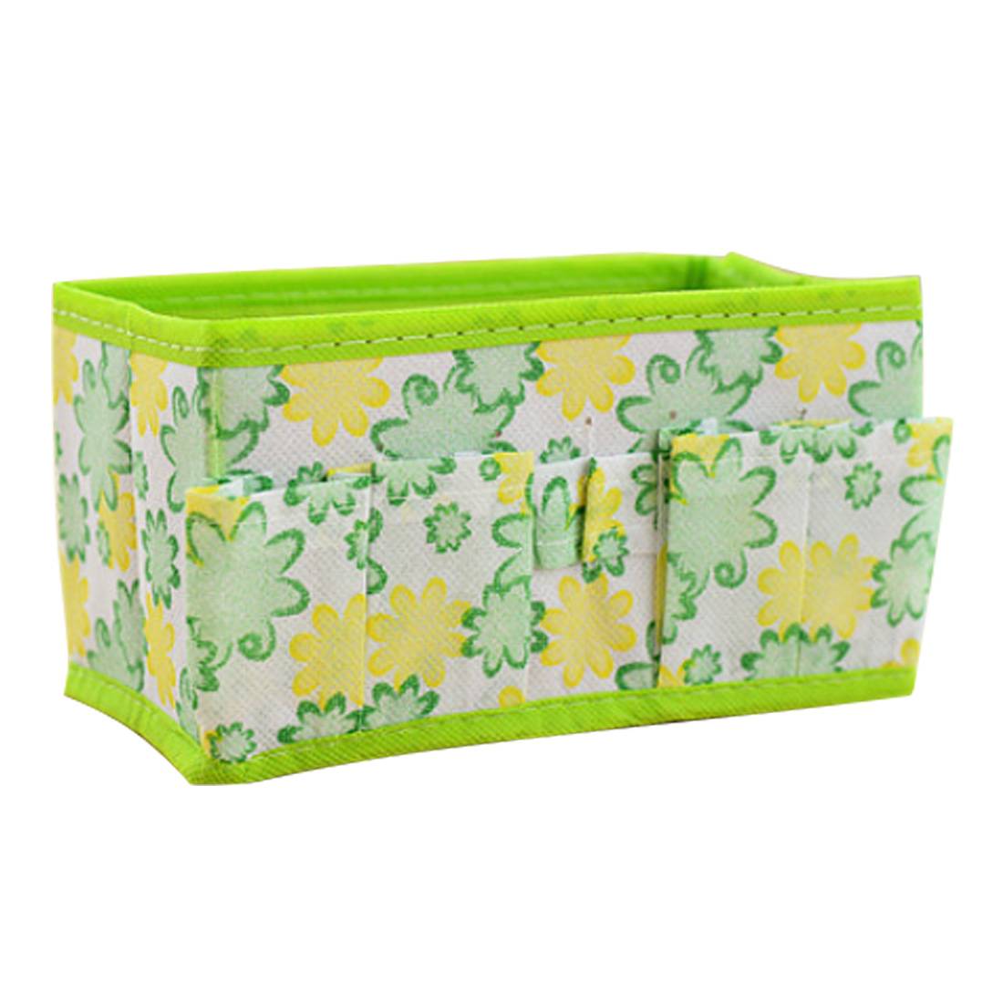 Best Green/Blue/Purple/Pink/Orange Multifunction Beauty Flower Folding Makeup Cosmetic Storage Box
