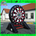 Guangzhou Factory Hot Selling Cheap Price 3m height Inflatable Dart Games, Inflatable Dart Board With Balls
