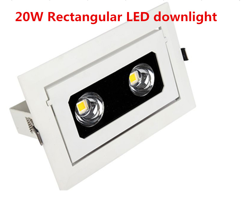 Corner LED Light 20W LED Foco FloodLight Flood Downlight Indoor Rectangular Rotary Licht 85~265V CE RoHS Warranty 2 years ultrathin led flood light 200w ac85 265v waterproof ip65 floodlight spotlight outdoor lighting free shipping
