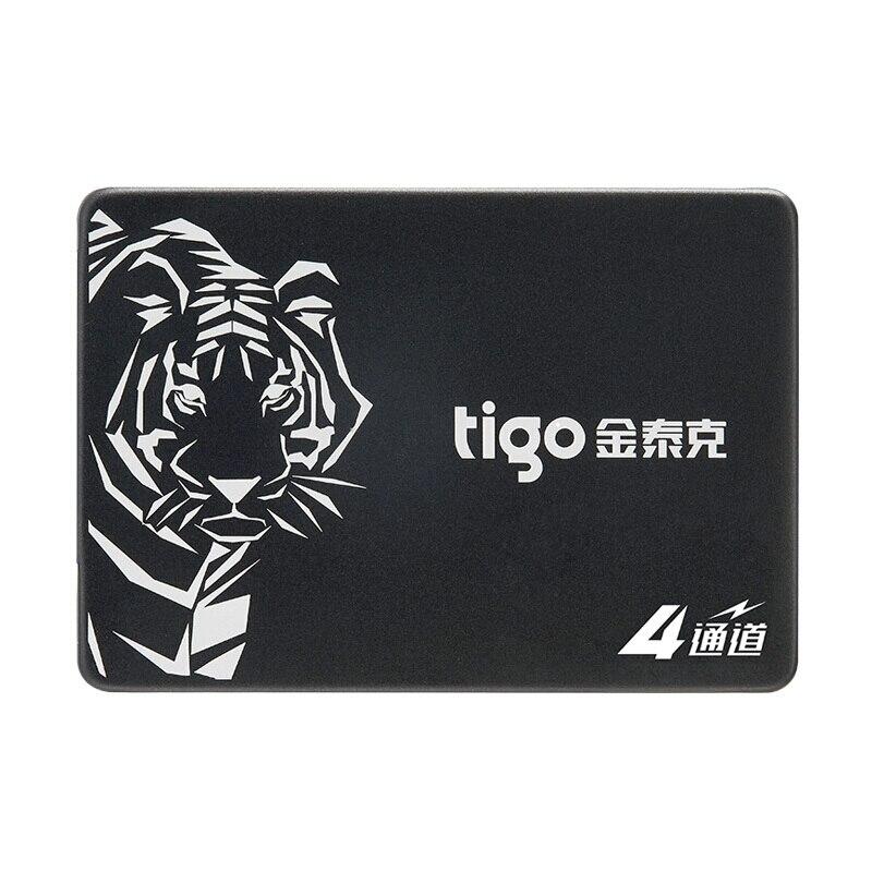 купить Tigo SSD 120GB 240GB 480GB 2.5 inch SATA3 Hard Disk Internal Solid State Drive HDD 480 G for Desktop Laptop Notebook PC по цене 1659.82 рублей