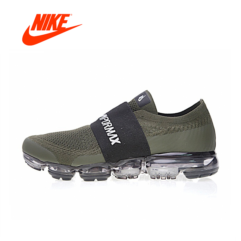 d04c538a3410 Original Official NIKE Air VaporMax FK MOC Men s Cushion Running Shoes  Breathable Shoes Outdoor Anti-
