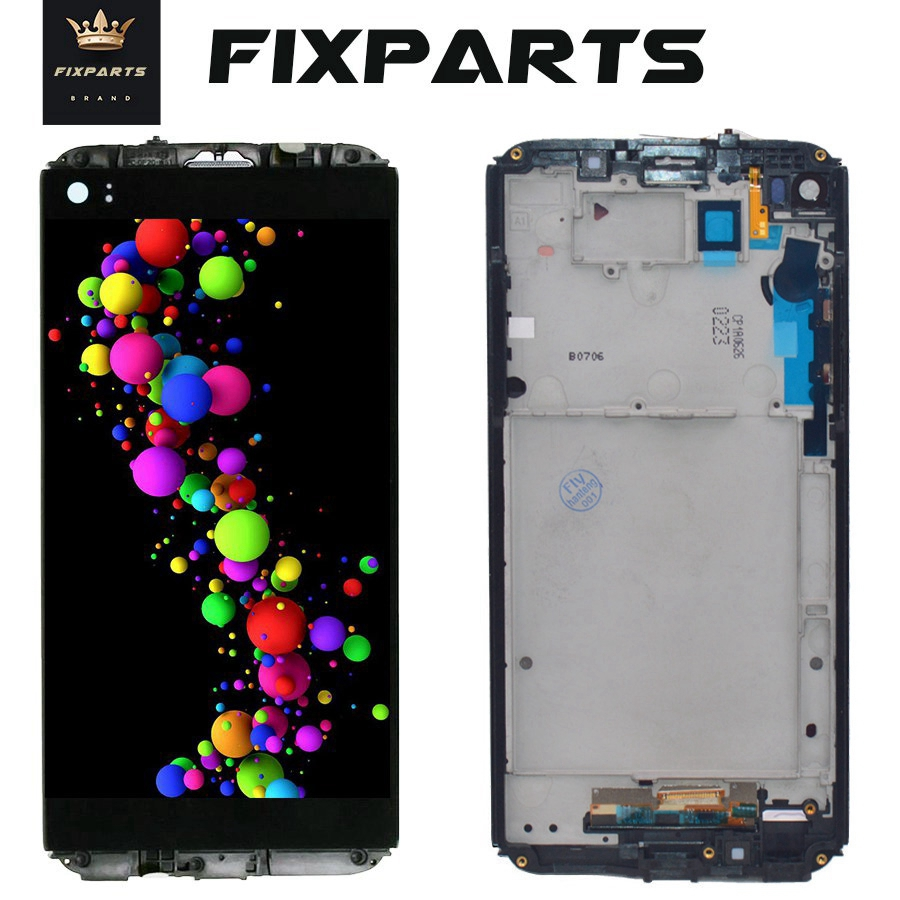 1440 x 2560 For lg q8 LCD Display Touch Screen with Digitizer Assembly With Frame Free Shipping H970 for 5.2 LG V20 Mini lcd1440 x 2560 For lg q8 LCD Display Touch Screen with Digitizer Assembly With Frame Free Shipping H970 for 5.2 LG V20 Mini lcd