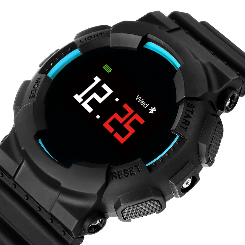 GIMTO Cool Sport Smart Watch Men Bluetooth Waterproof Sport Watch Blood Pressure Heart Rate Calories Pedometer For iOS Android cnc router kit 4 axis 4pcs 1 axis tb6560 driver one interface board 4pcs nema23 270 oz in stepper motor one power supply