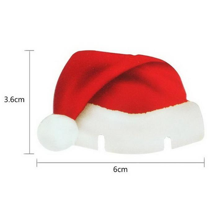 476a3b34e62 Detail Feedback Questions about Christmas beautiful Glass etc Table ...