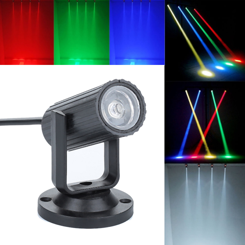 Image 5 - LED Stage Beam Light Mini Wedding Supplies Disco Party Beam Spotlight Disco Light Laser Projector Stage Lamp Smart Dj Equipment-in Stage Lighting Effect from Lights & Lighting on