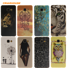 For SAMSUNG GALAXY S3 S4 S5 Mini S6 S7 Edge S8 Plus J1 J5 J7 2016 A3 A5 A7 2017 Cartoon Printing Soft Silicone TPU Case Cover