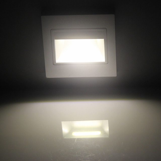 1.5W Led Stairs Light Foot Lamp Warm/Cool White Color Bar/KTV/