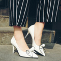 women Sexy heels pumps pointed toe women spring summer shoes zapatos party mujer fashion wedding shoes high heels stiletto