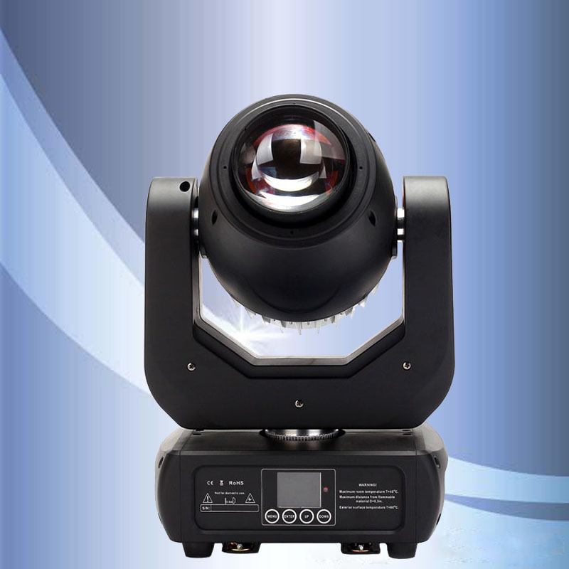 DMX 512 ZOOM Function 150W LED Spot Moving Head Light Professional DJ Disco Light Long Lifespan Party Stage Lighting