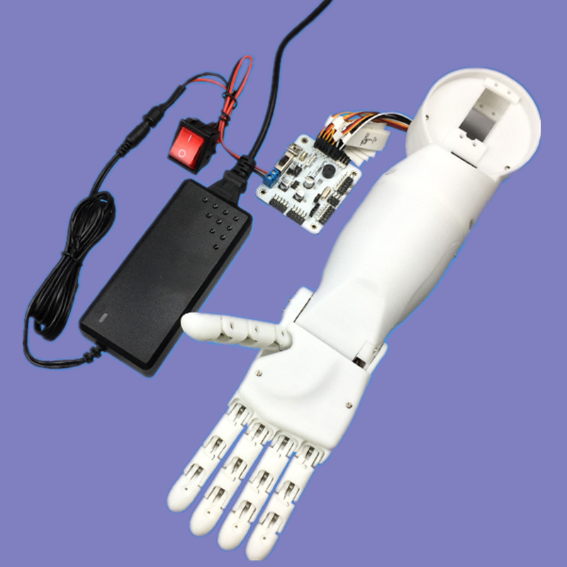 Le plus récent MAGICHAND MINI PRO 7 DOF bionique adroite robot humanoïde main