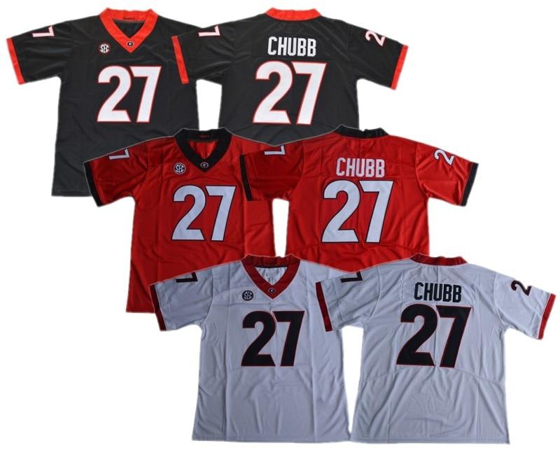 nick chubb football jersey