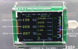 Image 2 - Бесплатно M5S с формальдегидом CO2 TVOC данные о температуре и влажности экспорт PM2.5 CO2 TVOC детектор температуры и влажности PM2.5 датчики тумана