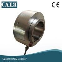 CALT precision 150mm outer dia big hollow shaft encoder 80mm hole 500 3600 ppr rotary encoder