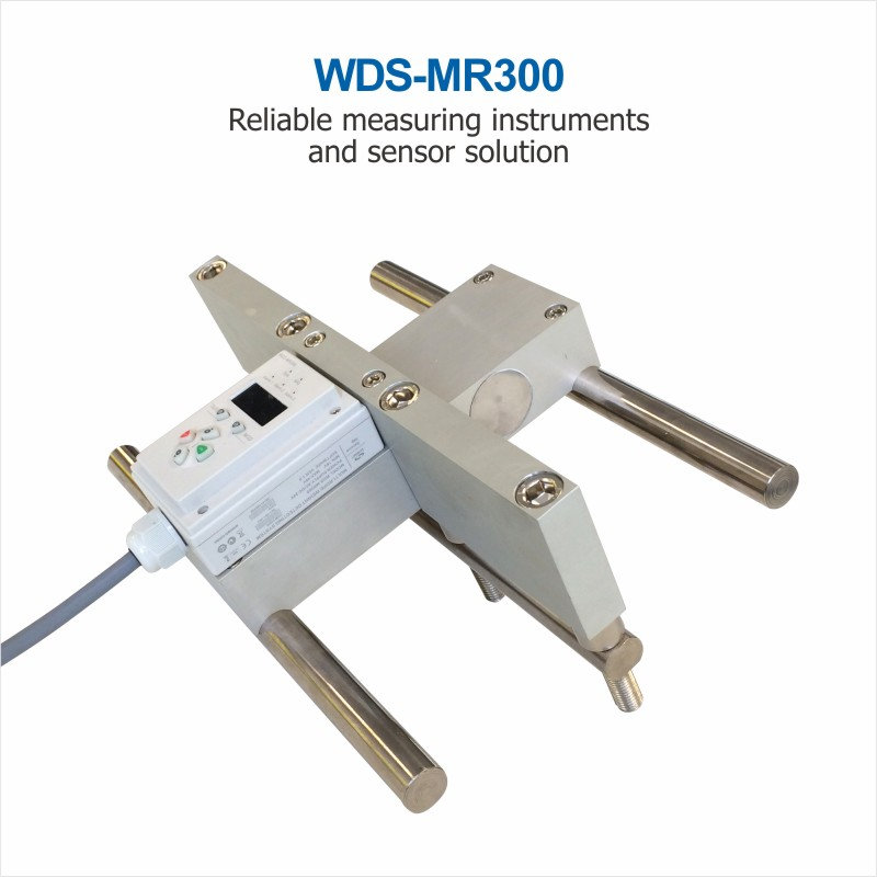 Elevator Multi-Rope Steel Wire Rope Tension Measuring/Elevator Load Weighing Device WDS-MR300 factory price