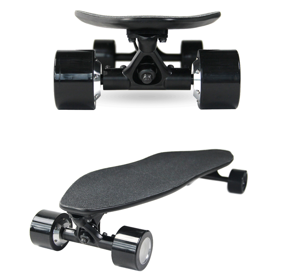 4 Wheel Electric Skateboard Scooter Electrico hoverboard (8)