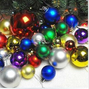 Styrofoam Foam Ball Christmas Tree Decoration Supplies Holiday