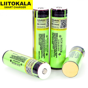 Image 2 - Liitokala 18650 3.7 V 3400 mah NCR18650B עבור נטענת Lthium סוללה הגנת לוח מתאים פנס סוללה