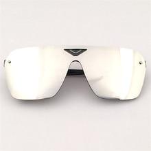 New Goggle Plastic Adult  Male Driving Star Sports Men Dazzling Sunglasses Women Brand Mirror Sun Glasses oculos de sol masculin