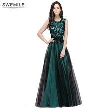 Black Long Mermaid Evening Dresses Gowns Satin Appliques Lace Beaded Party Dresses 2017.