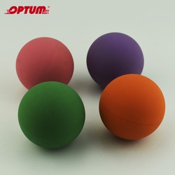 4pcs Brazilian Frescobol Balls  Beach Game Balls  Mix Color
