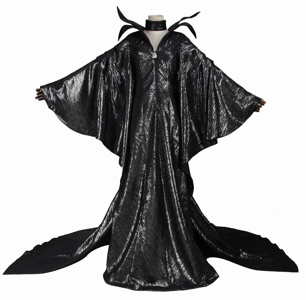 Halloween Costumes for Adult Women Maleficent Dress Maleficent Costume Sexy Black Dress Custom Made Maleficent Cosplay Suit