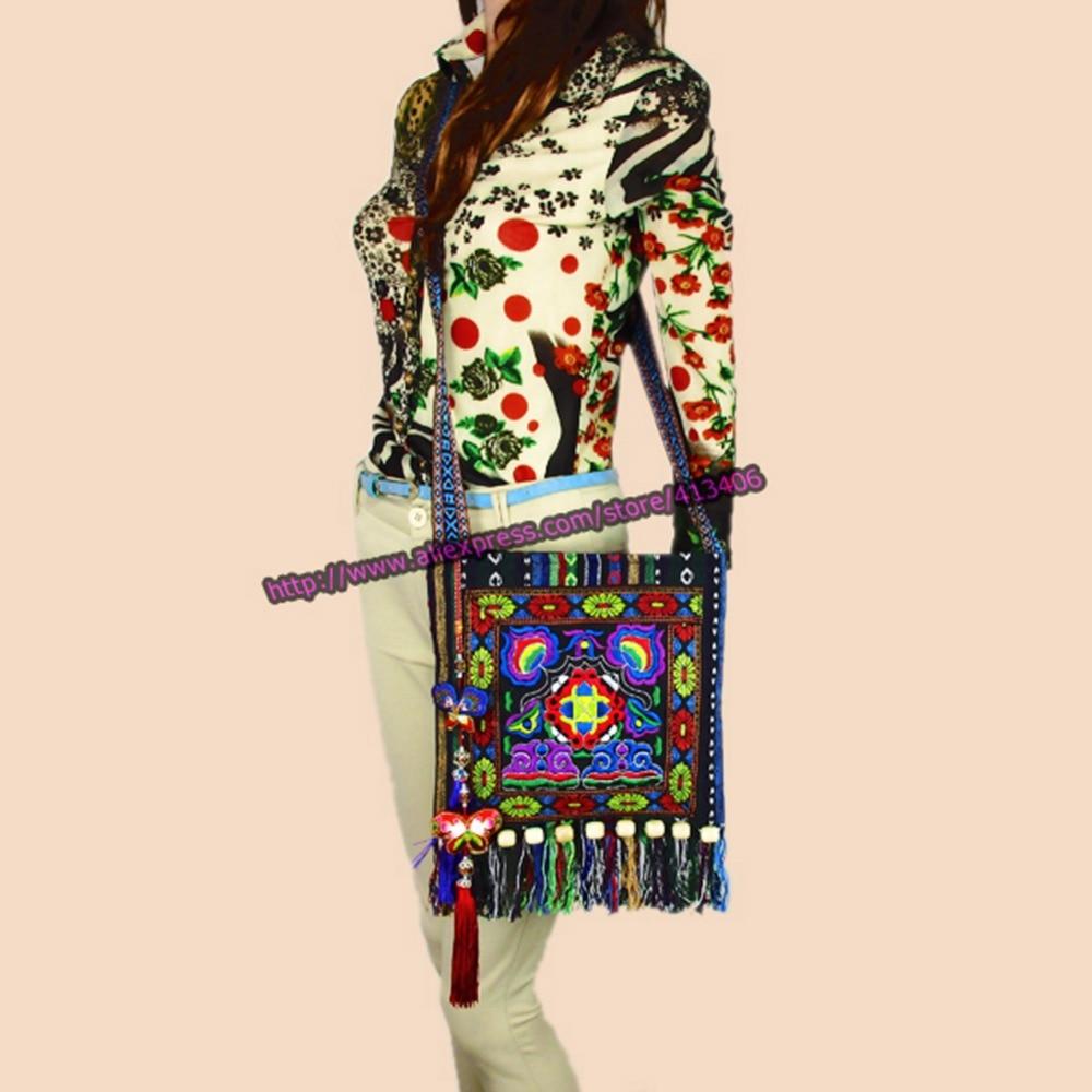 Тегін тасымалдау төлемдері Vintage Hmong - Сөмкелер - фото 3