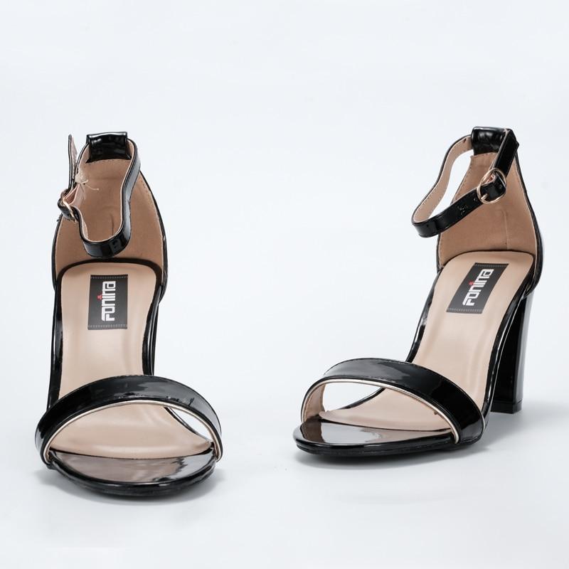 Sandalias de mujer Vicamelia 2018 Block Heels Nuevas señoras de - Zapatos de mujer - foto 5