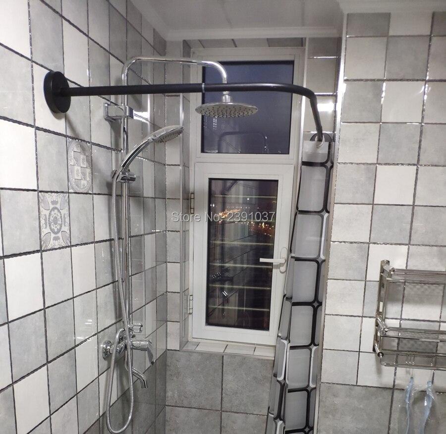 Bastão de cortina de chuveiro