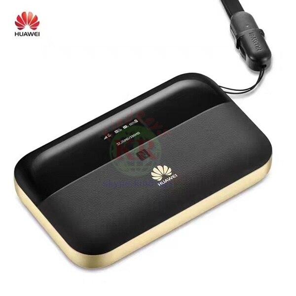 Débloqué Huawei E5885 300 mbps cat6 4g wifi routeur 4g mifi dongle rj45 usb port batterie 6400 mAh WiFi Mobile PRO 2 pk R5786 e5771 - 4